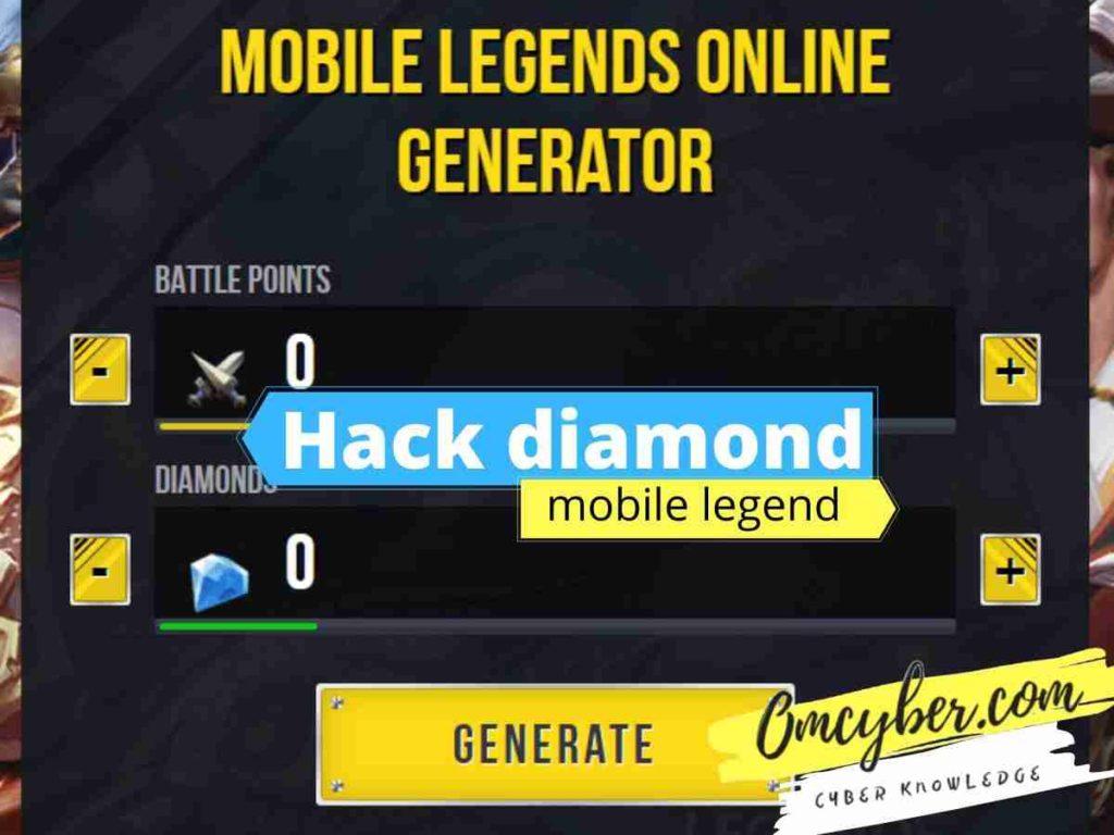 Cara Hack Diamond Mobile Legend 2020