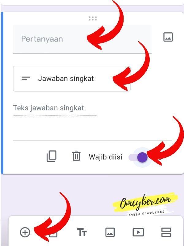 Cara buat phising google form