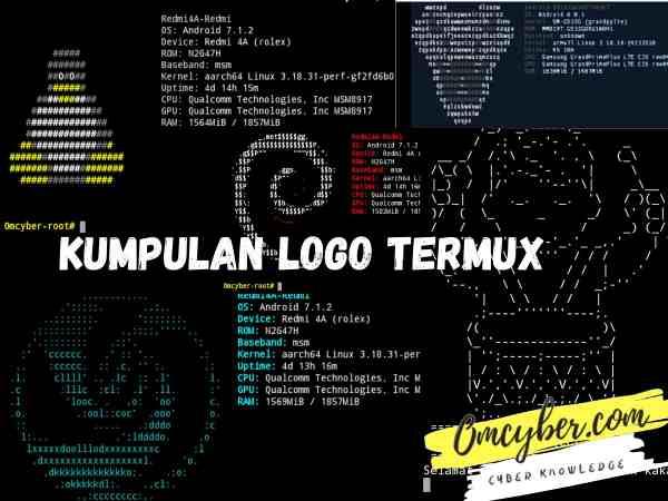 Kumpulan logo termux