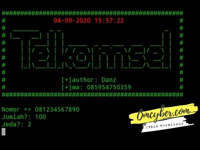 Spam Telkomsel by Danz Litespam