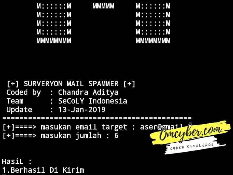 Spam mailer Litespam