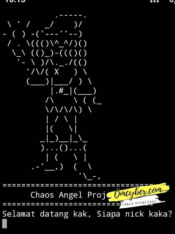 Tools hack Bae Chaos angel project