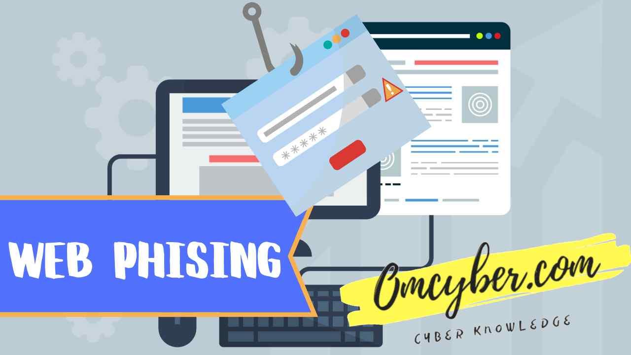 web phising