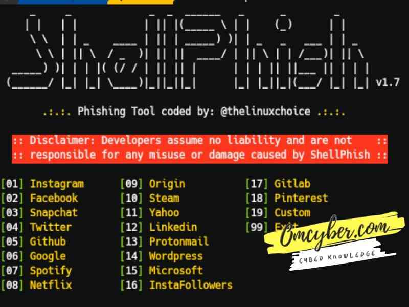 cara hack facebook menggunakan phising termux shellphish