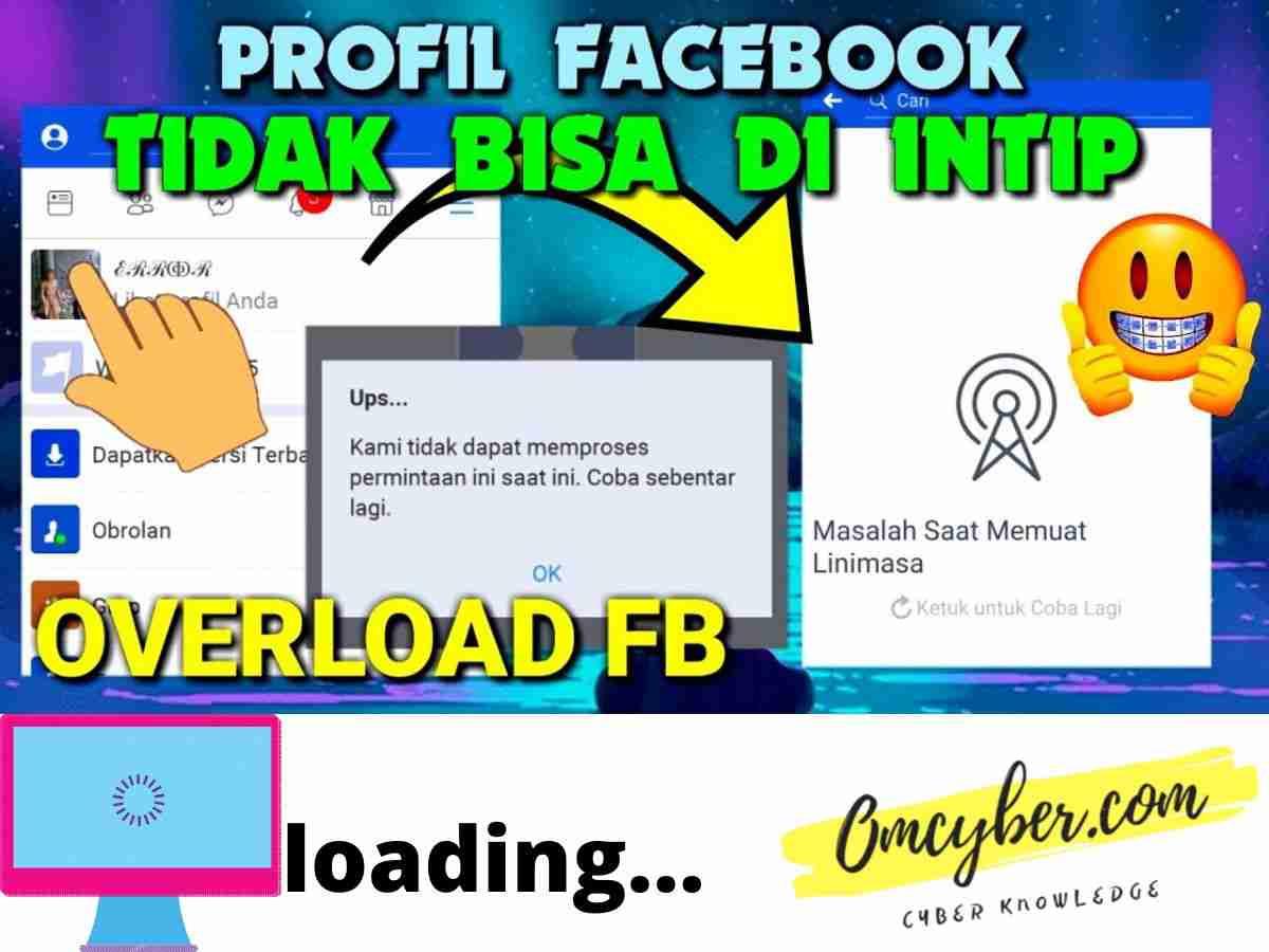 Cara Membuat Akun Facebook Overload / Overlite 2020 (work di FB biru)