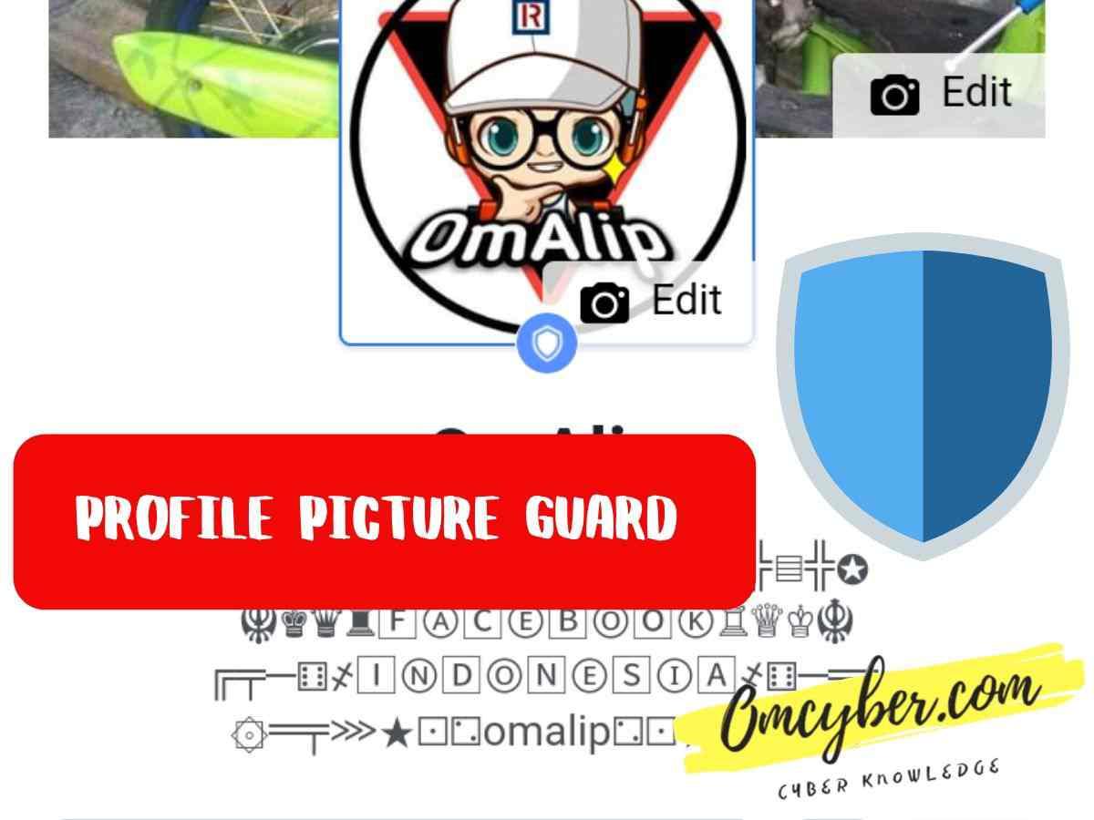 cara mengaktifkan profil picture guard facebook
