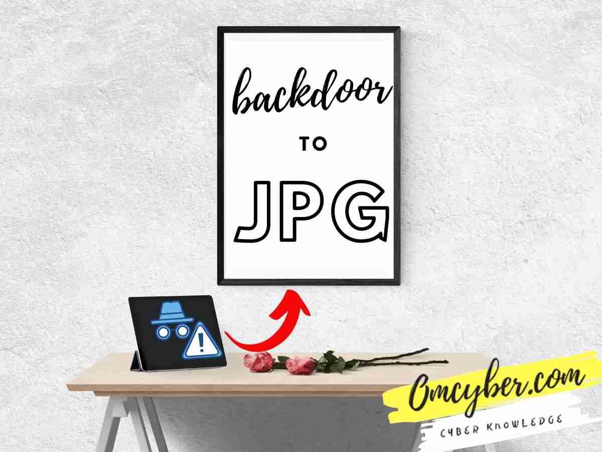 Cara Menyisipkan Backdoor Ke Gambar (steganografi)