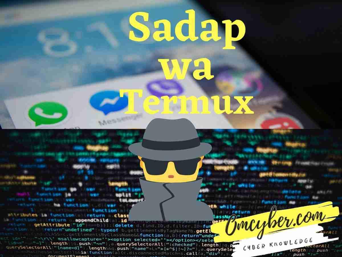 cara sadap whatsapp menggunakan termux