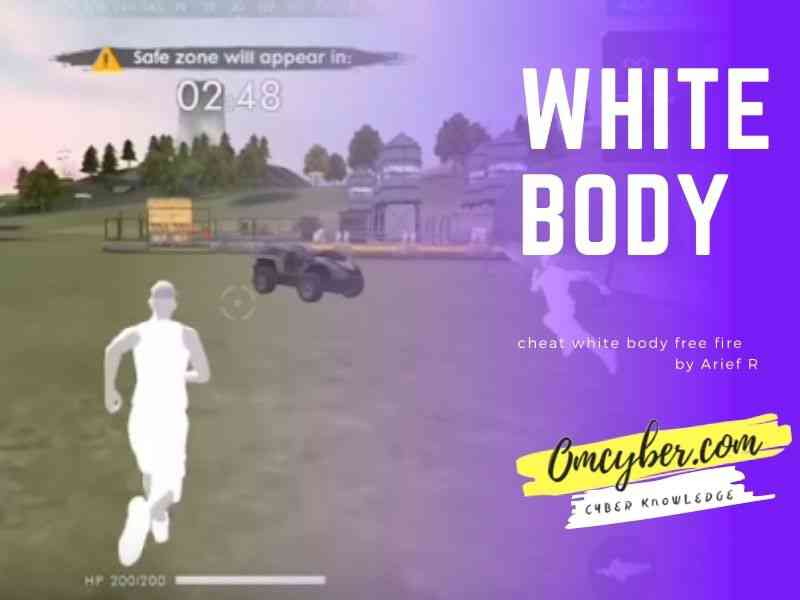 cheat free fire white body