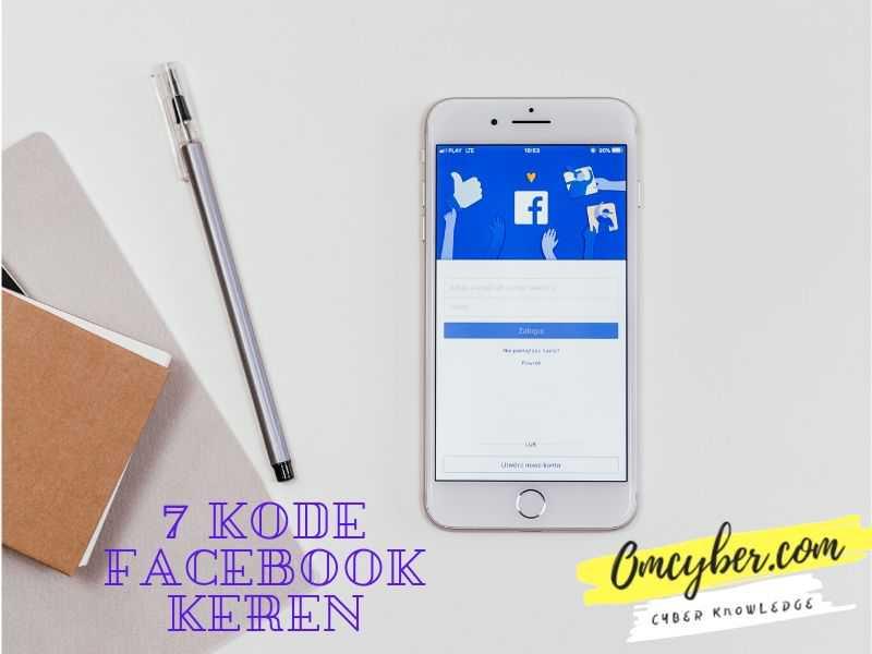 kode keren facebook 2