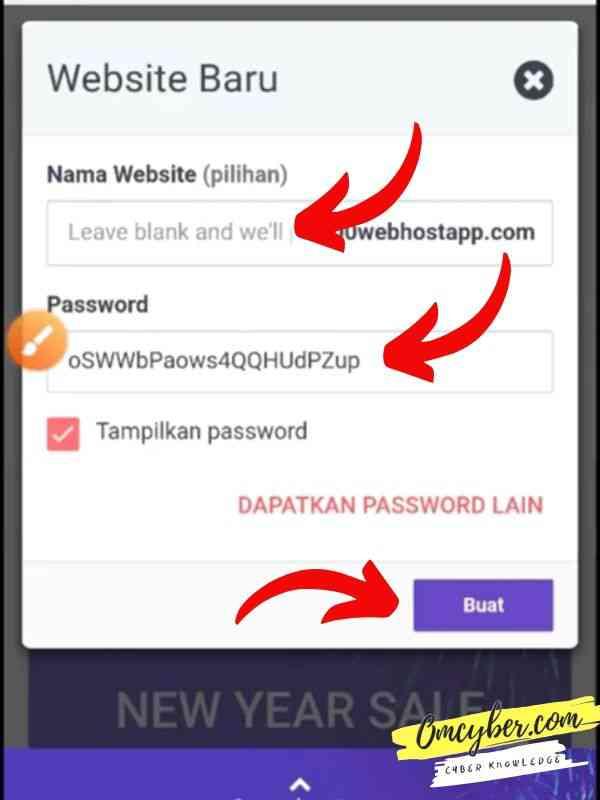 masukan nama web phising ML