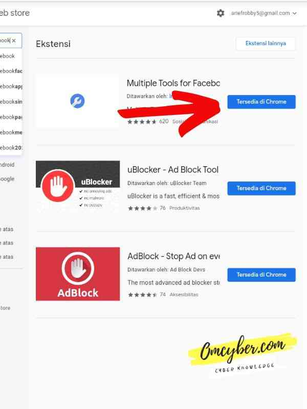 multiple tools for facebook extension