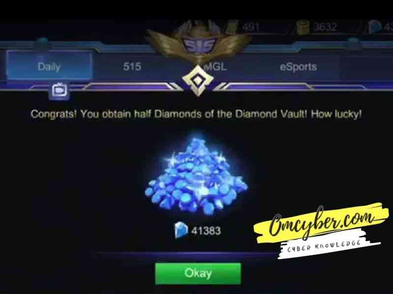 script diamond mobile legend